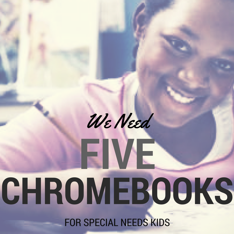 chromebooks, special needs kids, special needs, Eastridge elementary, faceted media