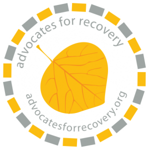 Advocates for Recovery Logo