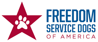Freedom Service Dogs of America Logo